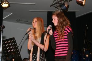 Julia und Annika