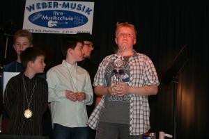 Lukas, Louis, Simon, Carsten und Julian