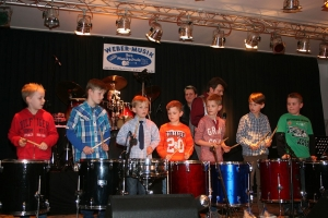 Julian, Philipp, Ole, Ferris, Julian, Jonathan und Hendrik