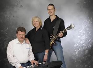 Wolfgang, Rita und Mario